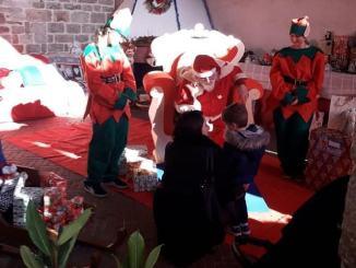 Il villaggio di Babbo Natale a Spello, dal 6 all'8 dicembre 2019