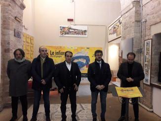 Infiorate di Spello, presentato il calendario Maestri del petalo 2020