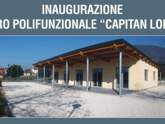Capitan Loreto, tutto pronto per l'inaugurazione del nuovo Centro Polifunzionale