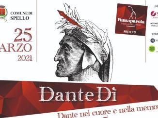 DanteDì: Spello celebra giornata nazionale dedicata a Dante Alighieri