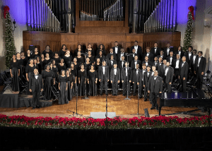 Spelman-Morehouse Christmas Carol Concert Mixed