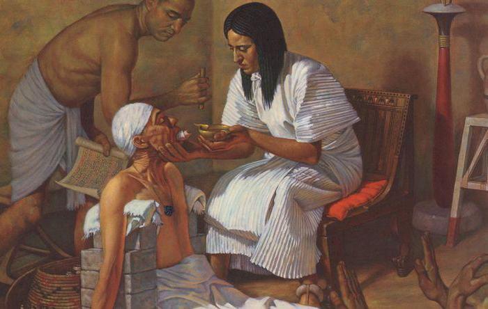 La medicina delle antiche civiltà