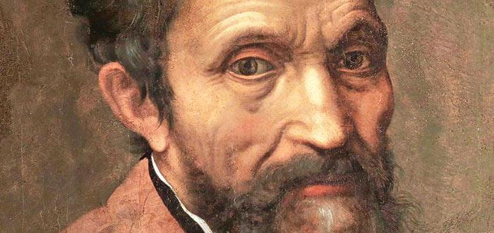 Michelangelo: curiosità anatomiche nell'opera di un Genio