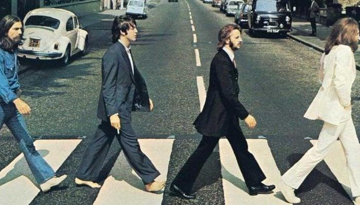 Come i Beatles ad Abbey Road