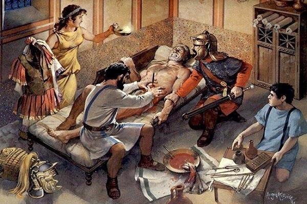 Medicina nella Roma antica