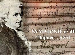 Mozart-Jupiter
