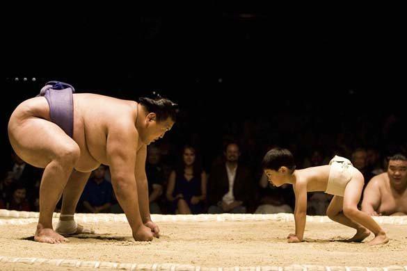 mindset, challenge, sumo
