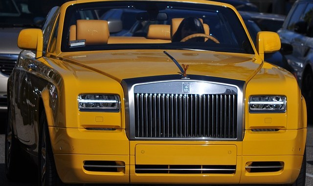 Rolls Royce Conspicuous Consumption Explained