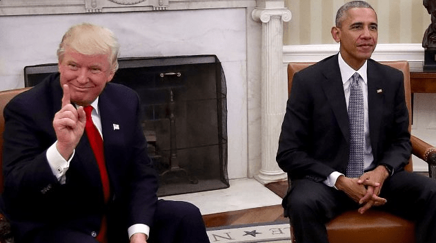 Obama says he could have beaten Trump