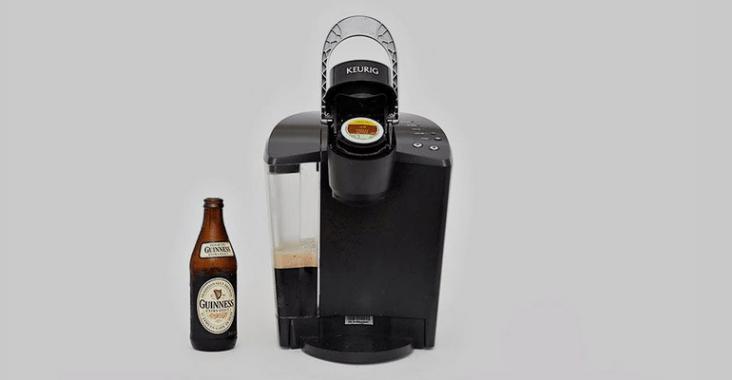 Keurig Beer At Home? AB InBev And Keurig Are Working On It