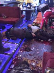 Reina Nightclub Attack - Istanbul Turkey