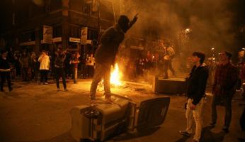 Anti-Free Speech Rioters Block Milo Yiannopoulos UC Berkeley Speech
