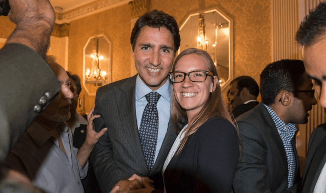 Coward Trudeau Throws Rookie Minister Under The Bus