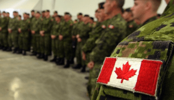 Disrespect - Government Screws Over Canadian Troops Serving In Middle East