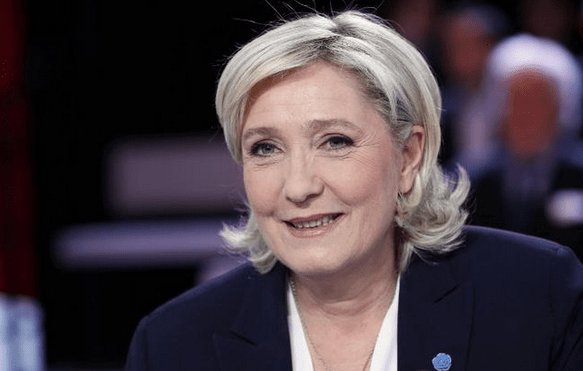 Le Pen Rises In Polls