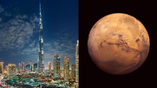 United Arab Emirates - Money For Mars, Nothing For Syrian Refugees