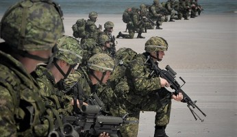 DANGEROUS: Trudeau Is Gutting Canada's Military