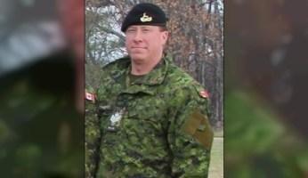 Sergeant Robert J. Dynerowicz killed in LAV III crash, 3 soldiers injured.