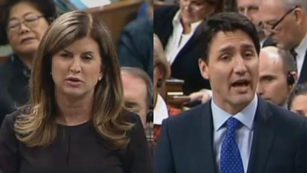 Trudeau Can't Defend Aga Khan Trip Lie