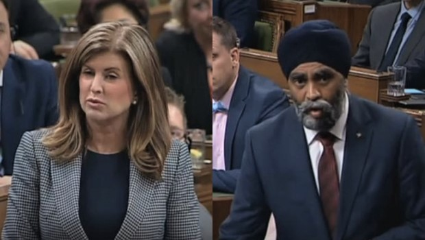 Ambrose Shreds Sajjan For Lies & Cuts To Troop Benefits