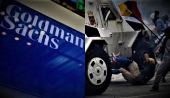 Goldman Sachs Globalists Gave Venezuelan Socialists $2.8 Billion