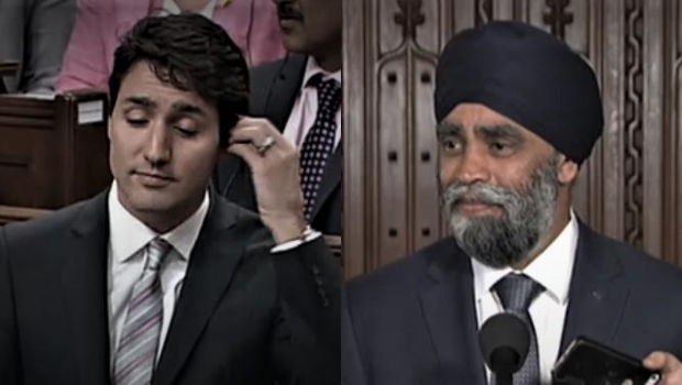 Trudeau Shows Contempt For Canadians