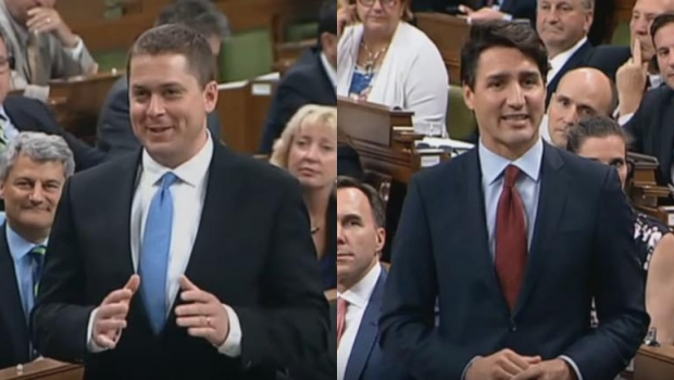 WATCH: Trudeau Caught Lying About Attacking Middle Class