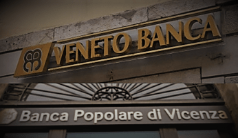 Two Italian Banks Shut Down By The ECB