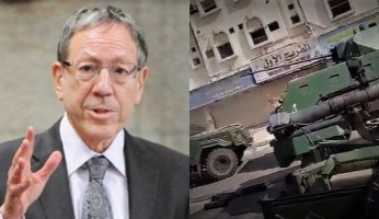 Stop Selling Weapons To Saudi Arabia - COTLER