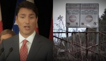 Majority Of Canadians Oppose Trudeau's Failed Illegal Border Crosser Policy