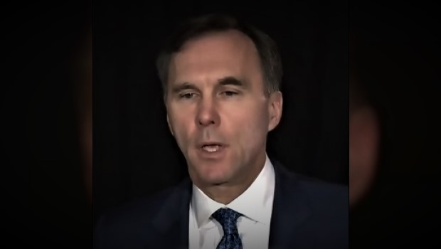 "Failed Finance Minister Bill ""Moneybags"" Morneau Must Resign"