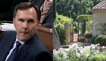 Moneybags Morneau Failed To Disclose His Corporation That Owns Villa In Southern France