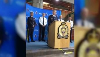 RCMP Says Edmonton Terror Suspect Is Somali Refugee