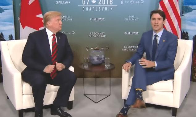 Trump Calls Trudeau Weak