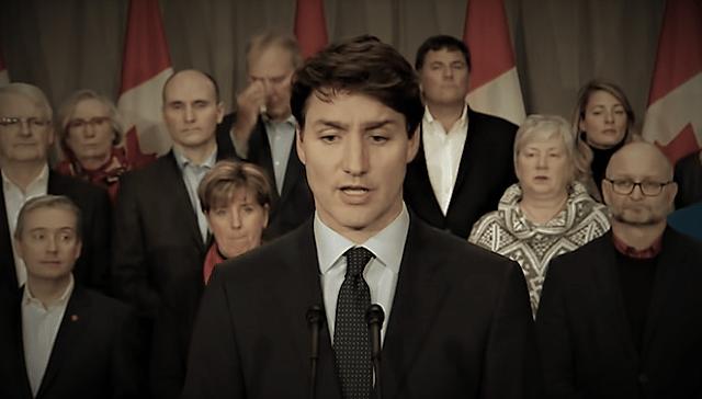 Trudeau Hypocrite Conservatives