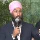 POLL: Singh Surge Continues, Liberals Drop 5 Points