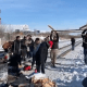 VIDEO: Law-Abiding Canadians Take Down Illegal Blockade