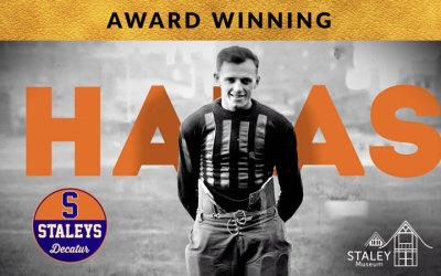 Decatur Staleys – Chicago Bears 100 years