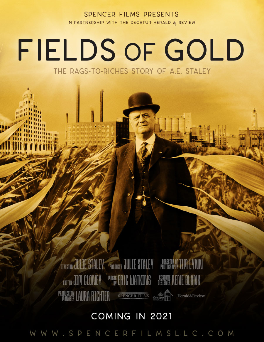 Fields of Gold Movie Produced and Directed by Spencer Films