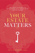 Your Estate Matters: Gifts, Estates, Wills, Trusts, Taxes and Other Estate Planning Issue