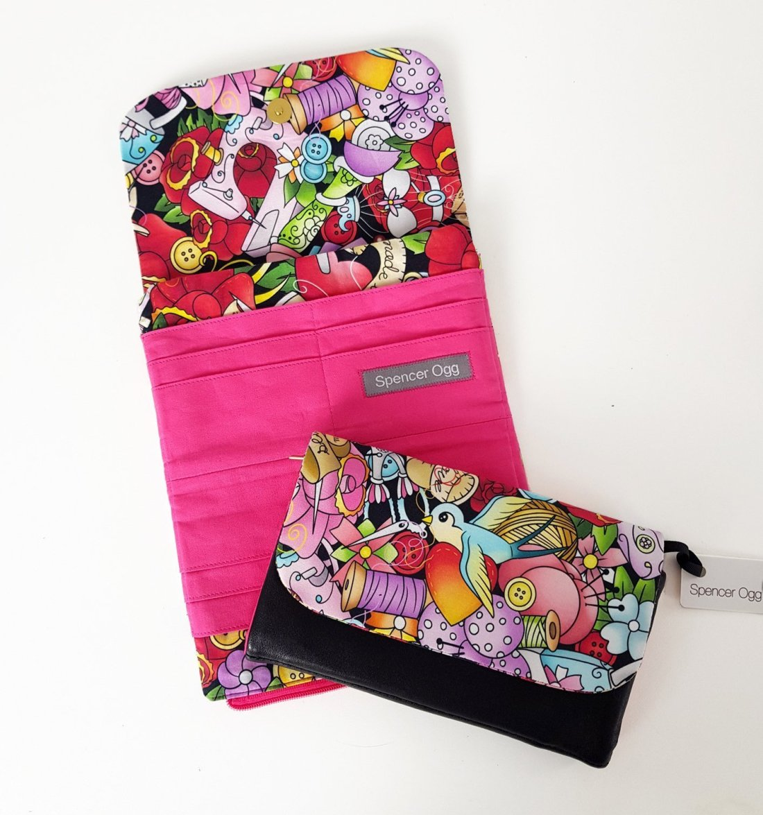 sewing purse