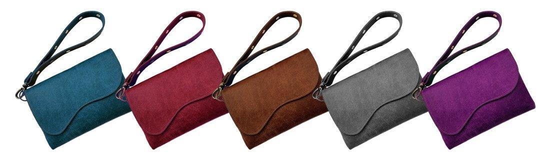 Body Flip clutch wallet