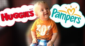 Why do Huggies and Pampers want to help potty train our kids?