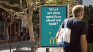 How McDonald's is teaching about business transparency