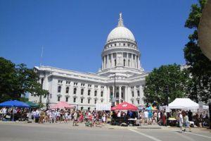 Wisconsin Capitol Farmers' Market