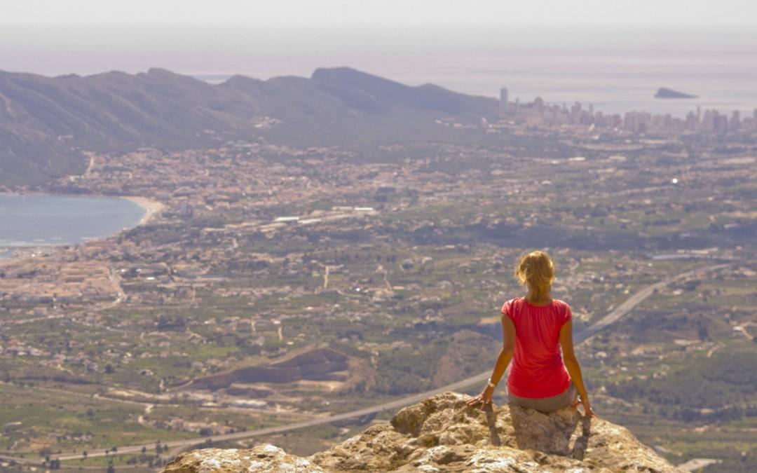 Hiking on Spain's Costa Blanca