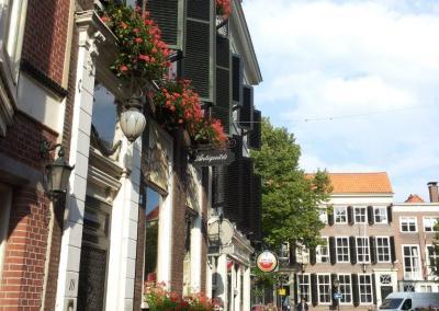 The Hague city centre