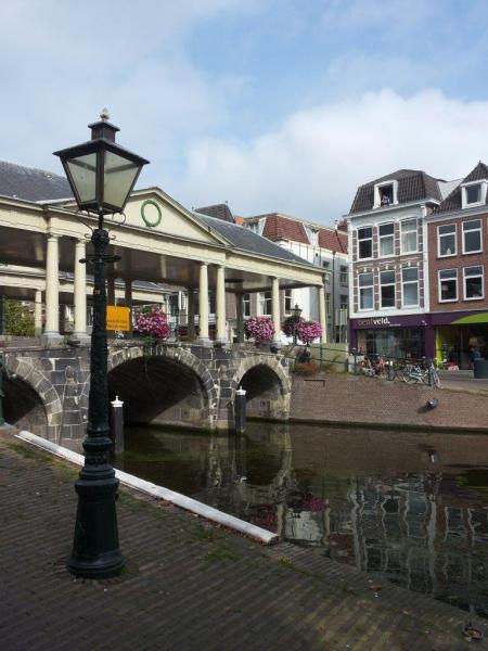 Botermarkt in Leiden
