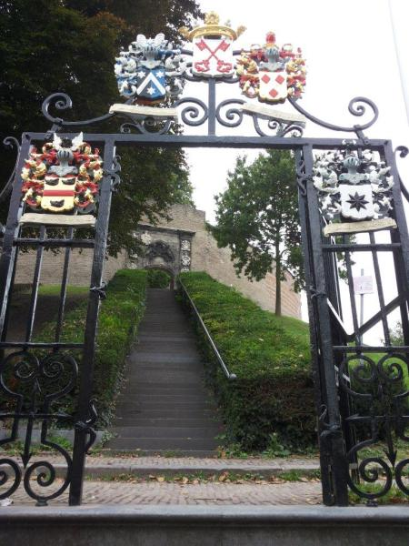 Burcht, where Leiden started