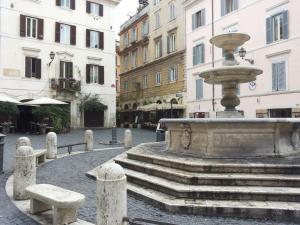 monti in Rome, Italy